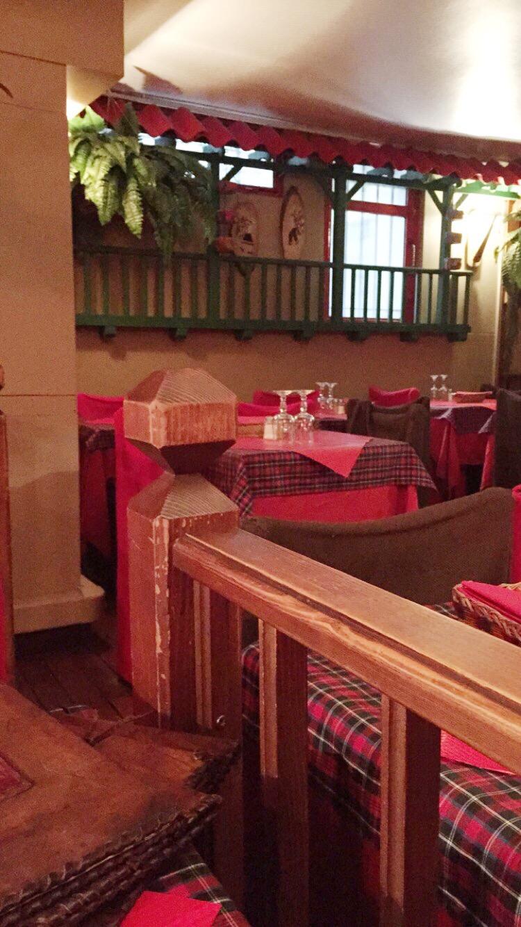Restaurant Colombien